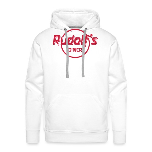 Rudolf s Diner - Männer Premium Hoodie