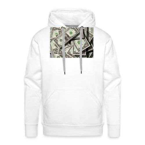dollar 499481 1280 - Männer Premium Hoodie