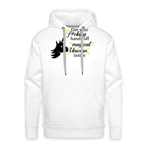 Magical Unicorn - Männer Premium Hoodie