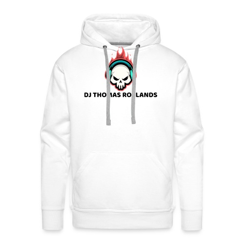DJ THOMAS ROELANDS - Mannen Premium hoodie