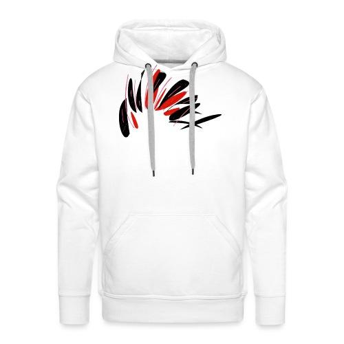 JCP3 - Sweat-shirt à capuche Premium pour hommes