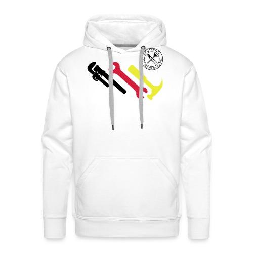 Klempner Trikot Deutschland 2014 Weltmeister - Männer Premium Hoodie