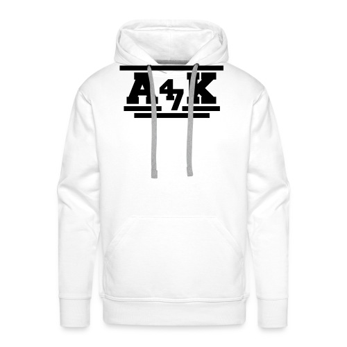 - A _K - - Men's Premium Hoodie