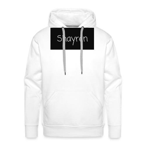 Shayren t-shirt - Mannen Premium hoodie