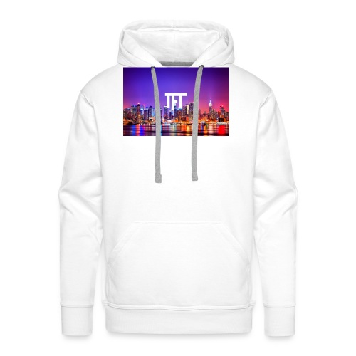 TheFlexTerms City Design - Mannen Premium hoodie