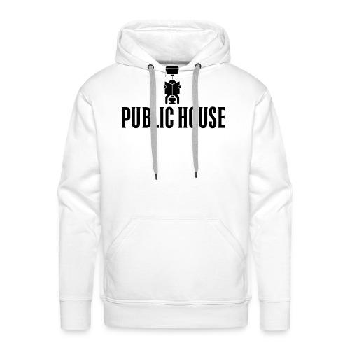 Official Women Shit by Public House - Men's Premium Hoodie