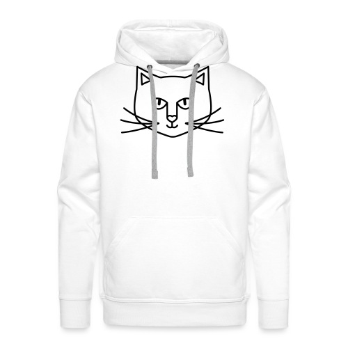 heartycat - Männer Premium Hoodie