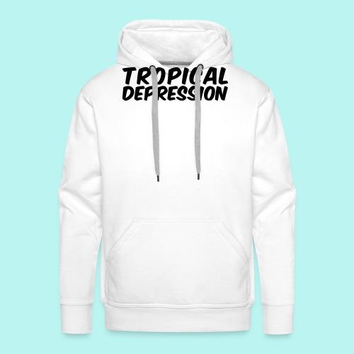 Tropical Depression - Männer Premium Hoodie