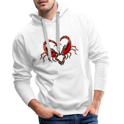 Loving Scorpions - Men's Premium Hoodie