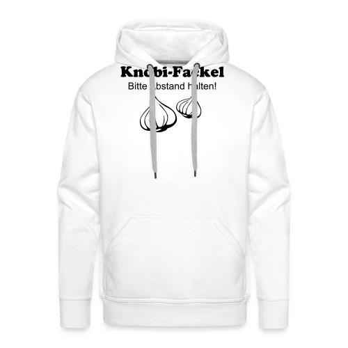 Knobifackel - Männer Premium Hoodie