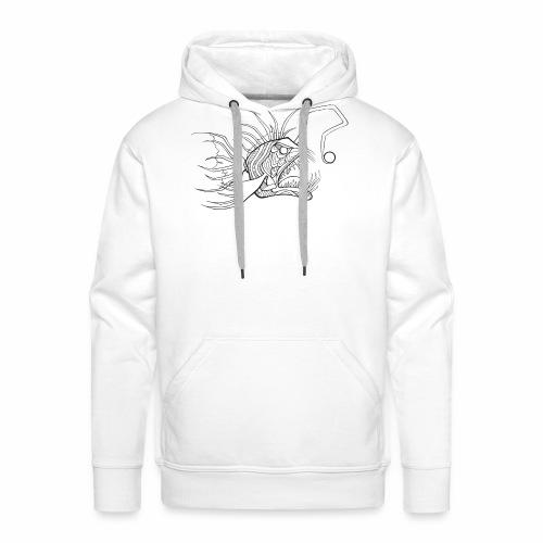 Anglerfisch - Männer Premium Hoodie