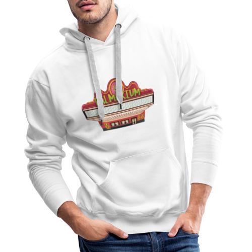 LE PALMARIUM - Sweat-shirt à capuche Premium pour hommes