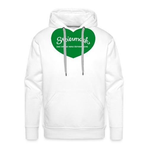 Steiermark das Gruene Herz Oesterreichs - Männer Premium Hoodie