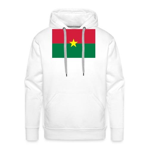 Burkina - Mannen Premium hoodie