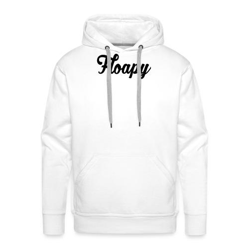 Floapy - Apple Phone case 6/6s Plus case - Mannen Premium hoodie