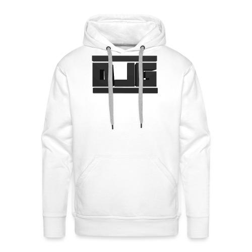 bas png - Mannen Premium hoodie