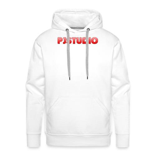 PJstudio musematte - Premium hettegenser for menn