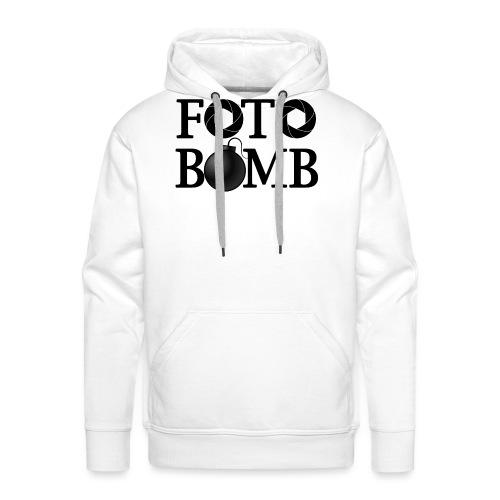 Foto-Bomb - Men's Premium Hoodie