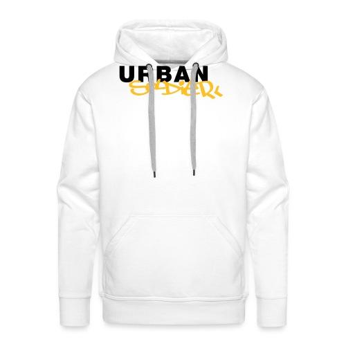 Urban Soldier Classic Solo Logo - Männer Premium Hoodie