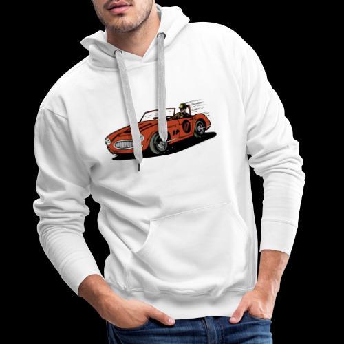 car - Männer Premium Hoodie