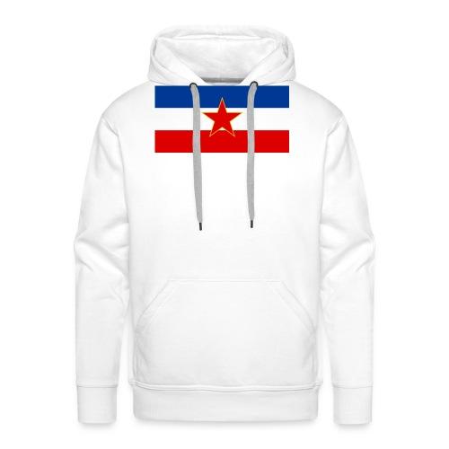 Socialist Federal Republic of Yugoslavia (1945- - Men's Premium Hoodie