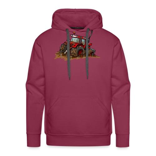 IH in de blub - Mannen Premium hoodie