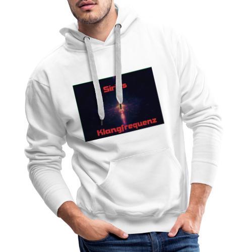 Sirius Klangfrequenz Galaxy - Männer Premium Hoodie
