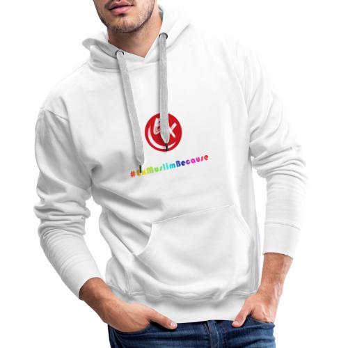 Exmuslim Omdat - Mannen Premium hoodie