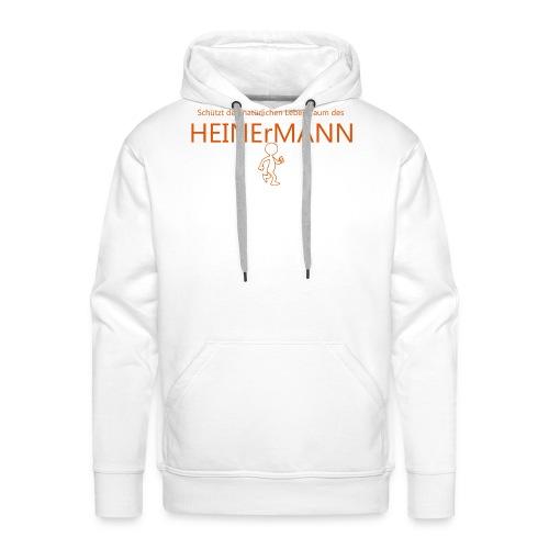 heiner - Männer Premium Hoodie