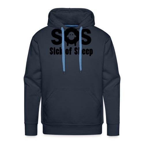 SOS - Men's Premium Hoodie