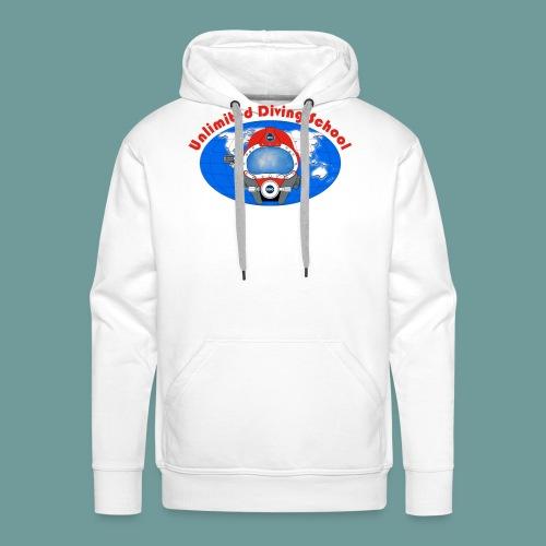 Ts Bi10Tx 02 - Sweat-shirt à capuche Premium pour hommes