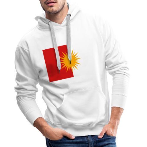 Yeziden T-Shirt Ezidi,Shingal,Şingal - Männer Premium Hoodie