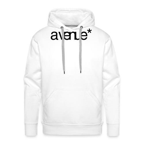 Logo AVenue1 80 - Mannen Premium hoodie