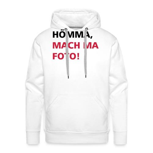 HÖMMA - Männer Premium Hoodie