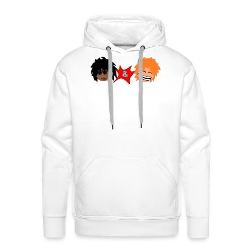 T-shirt F&Y - Sweat-shirt à capuche Premium pour hommes