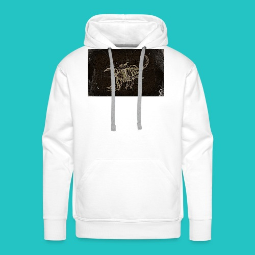 skorpion_grafika-jpg - Bluza męska Premium z kapturem