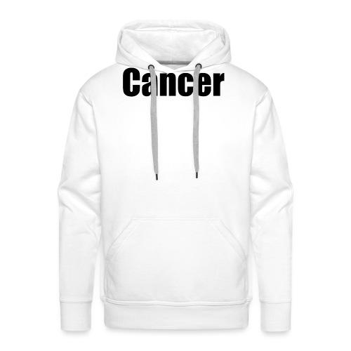 cancer - Men's Premium Hoodie