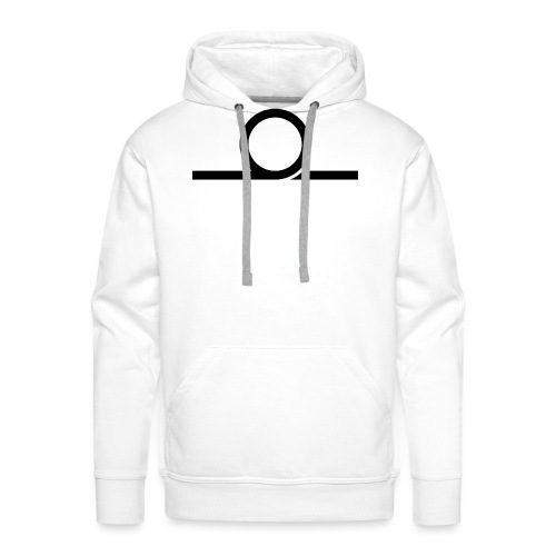 WHEEL LONG png - Men's Premium Hoodie