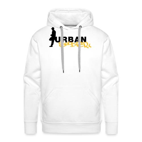 Urban Soldier Dude - Männer Premium Hoodie