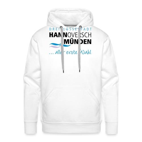Hann. Münden Logo - Männer Premium Hoodie