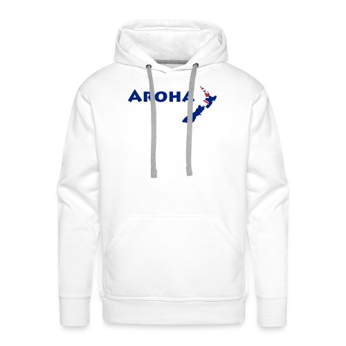 Aroha - Sport - Männer Premium Hoodie