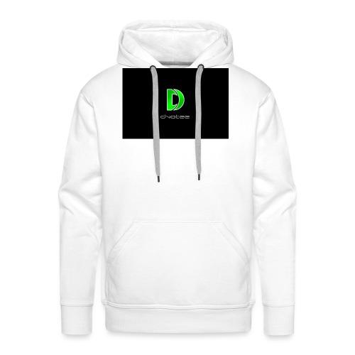 Dvotee-Modern_v2_1 - Men's Premium Hoodie