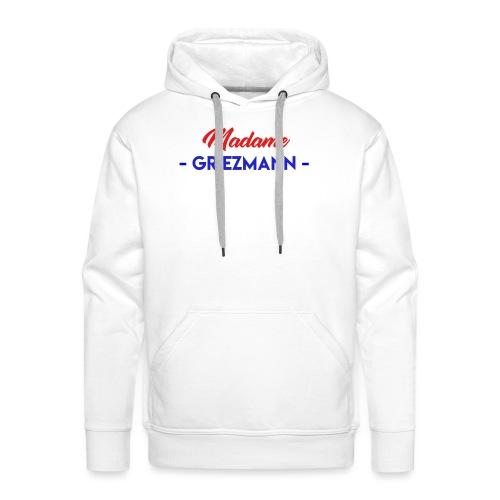 Tee-shirt femme Madame - Sweat-shirt à capuche Premium pour hommes