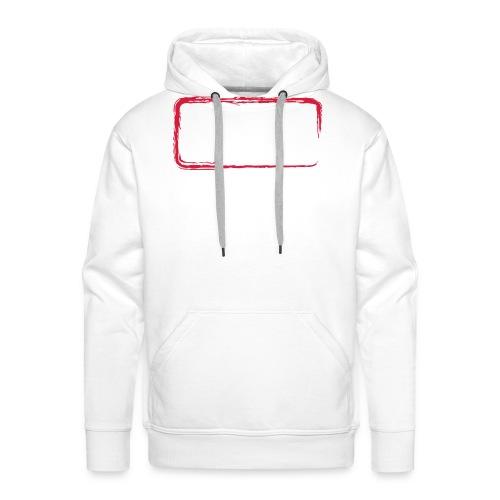 Rahmen_01 - Männer Premium Hoodie