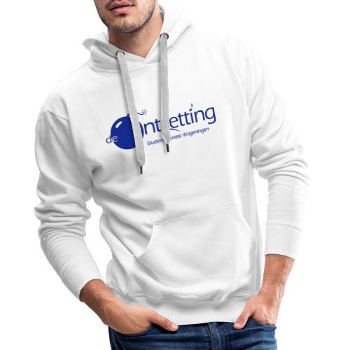ontzetting logo - Mannen Premium hoodie
