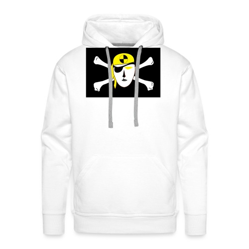 Pirates James - Sweat-shirt à capuche Premium pour hommes