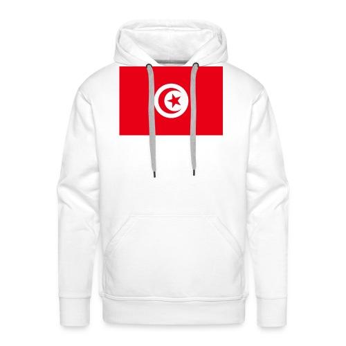 TUNESIA FREE - Felpa con cappuccio premium da uomo