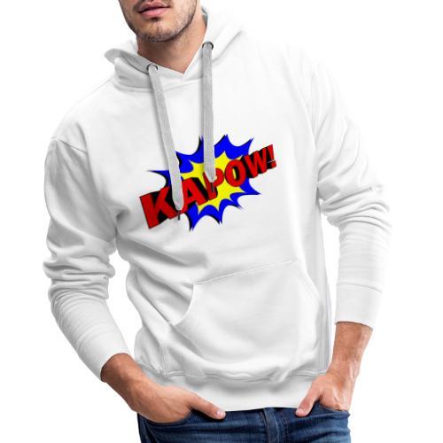 dada974 - Sweat-shirt à capuche Premium pour hommes