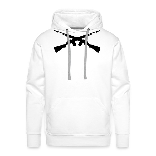Brother in Arms - Mannen Premium hoodie