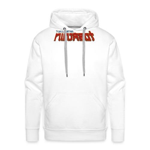 Ninjabot logo tee - Premiumluvtröja herr